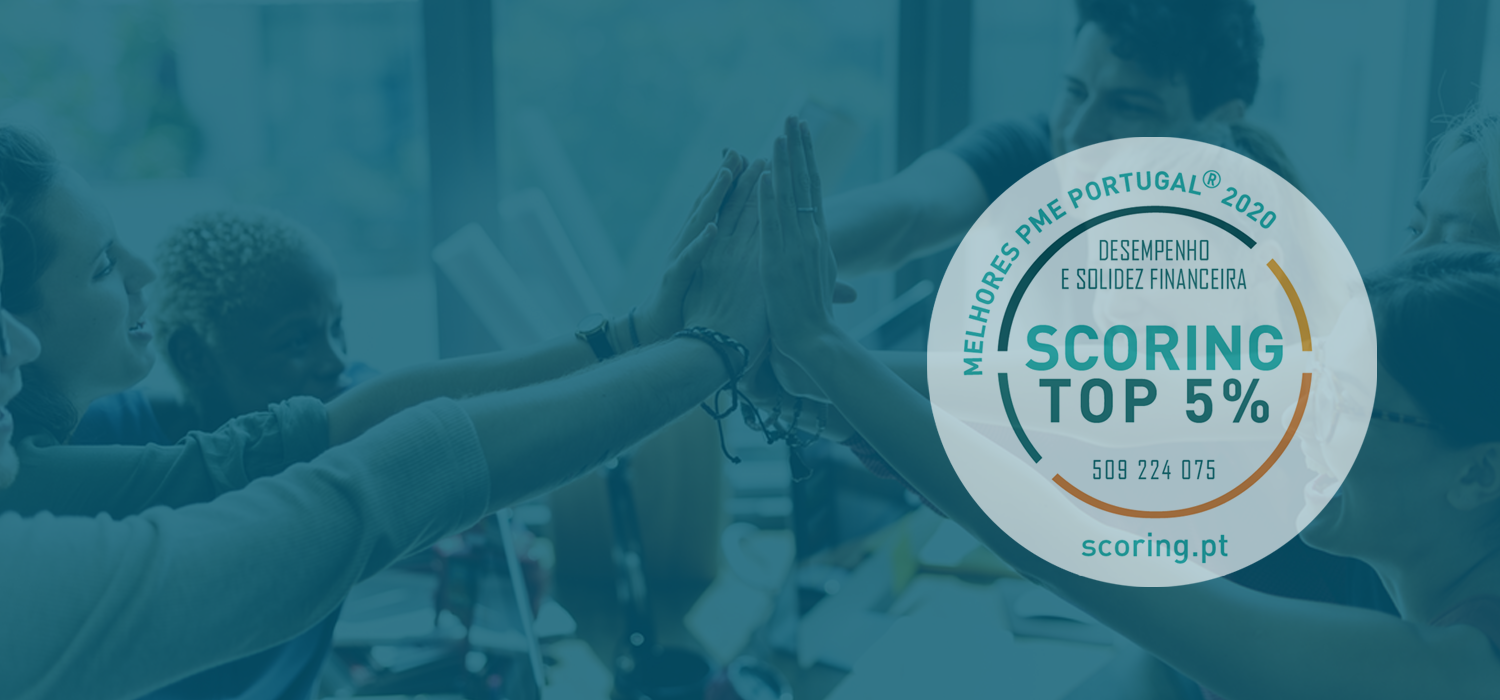 Do iT Lean awarded Top 5% - Best SMEs in Portugal 2020