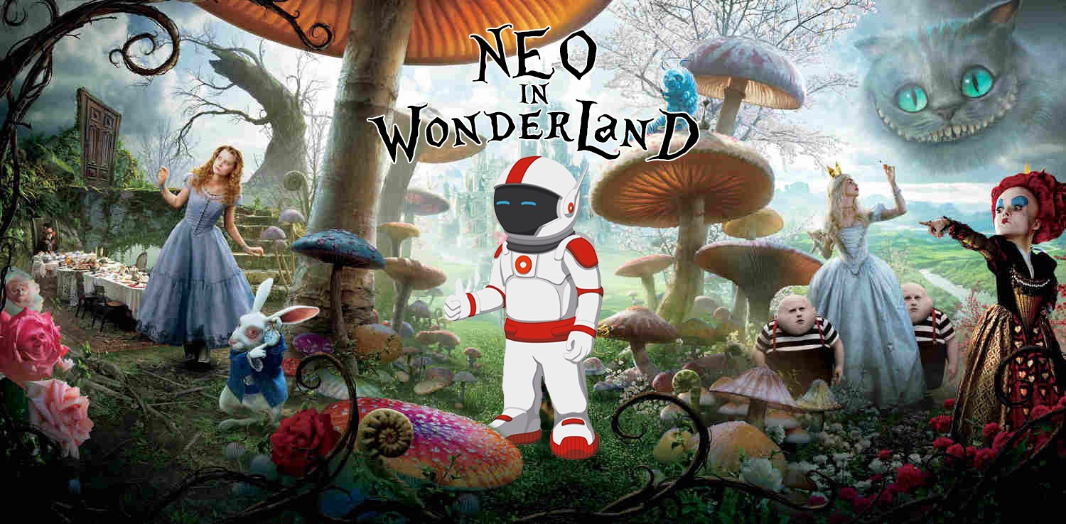 Meetup NEO in Wonderland: essential tools for an OutSystems Architect